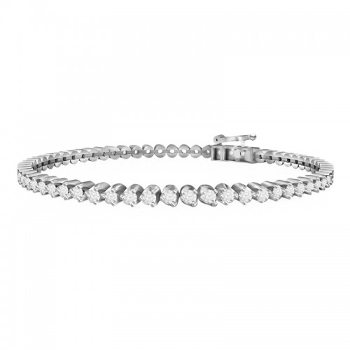 Diamond Eternity Bracelet(Medium)